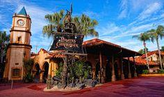 Walt Disney World - Magic Kingdom - The Pirates of the Caribbean