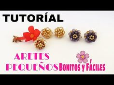 Discover recipes, home ideas, style inspiration and other ideas to try. Seed Bead Jewelry, Seed Bead Earrings, Diy Earrings, Beaded Bracelets Tutorial, Earring Tutorial, Handmade Necklaces, Handmade Jewelry, Design Youtube, Twin Beads