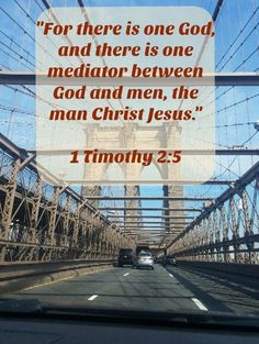 The Brooklyn Bridge is just one of many ways to get to Manhattan from Brooklyn. But there is only one way to get to God the Father - Jesus! Faith Quotes, Wisdom Quotes, Bible Quotes, Jesus Our Savior, Jesus Christ, Christian Life, Christian Quotes, Christian Church, Bible Scriptures