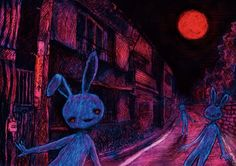 Creepy Art, Weird Art, Trash Art, Goth Art, Cybergoth, Aesthetic Pictures, Art Inspo, Psychedelic, Art Drawings