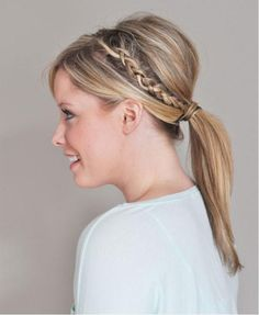 12 of the best DIY braided hairstyles to try this Fall (12 photos)