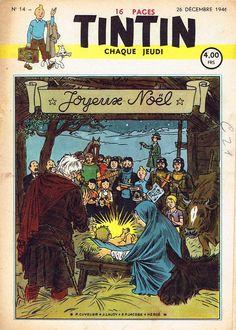 Las Aventuras de Blake y Mortimer: ¡Feliz Navidad a todos los lectores del blog!