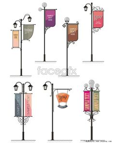 working on doing something like this outside. Banner Design, Signage Design, Interior Modern, Street Light Design, Led Profil, Street Banners, Entrance Signage, Street Lamp, Street Furniture