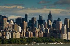 New York Skyline will always be in my heart!