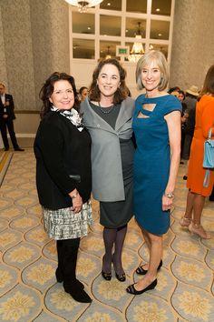 C Social Front. Fashion Fights Arthritis + St. John -- Elizabeth Folger, Lisa Harris & PJ Handeland