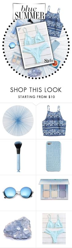 """Memories"" by magi-418 ❤ liked on Polyvore featuring Tisch New York, 2Me Style, Revo, Anastasia Beverly Hills and Lancôme"