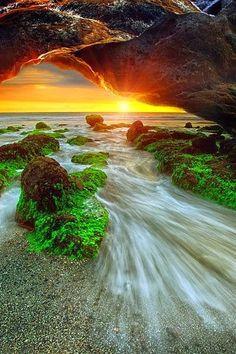 Sun - The Cave