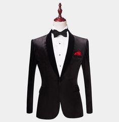 5b8da2d9632fb4 Gentleman's Floral White And Black Tuxedo With Shawl Lapel in 2019 | Tuxedos  | Black tuxedo, Tuxedo, White tuxedo