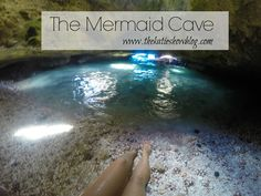 A visual guide to the secret mermaid cave in Oahu, Hawaii and some notes on culture and preservation of secret treasures.
