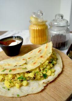 Recept: Indiaase Masala Dosa