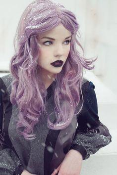 Siempre lo he querido lila...