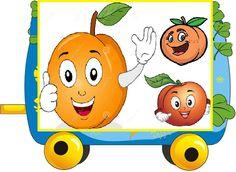 Happy Fruit, Malta, Preschool, Pictures, Character, Educational Activities, Activity Toys, Colors, Food