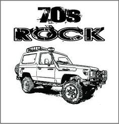 Landcruiser Ute, Land Cruiser 70 Series, Jeep Stickers, Toyota 4x4, Frame It, Toyota Land Cruiser, Monster Trucks, Automobile, Motorcycles
