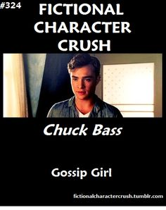 #324 - Chuck Bass from Gossip Girl  21/12/2012