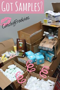 Want samples? Get them for free at CatchyFreebies.com! Sign up for brand-name samples and coupons delivered straight to your inbox! *Members Only Giveaways - Frugal Living Tips- Weekly Sample Boxes* Join now! #GotSamples