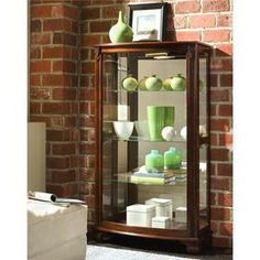 Mantel Curio Cabinet | Nebraska Furniture Mart SKU: 23504632