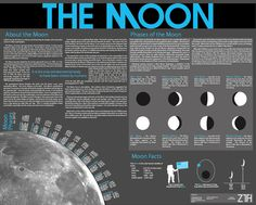 The Moon Infographic on Adweek Talent Gallery
