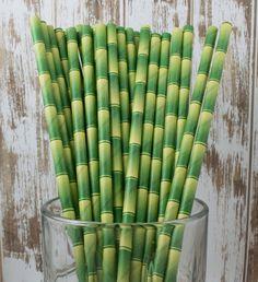 paper straws - drinking straws - chevron stripe straws - zig zag - We are the wholesale supplier for Paper Straws  *** These fun vintage straws