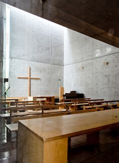 Church of the Light - Tadao Ando