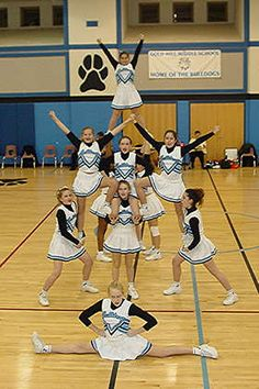 1000+ images about Cheerleading on Pinterest | Stunts ...