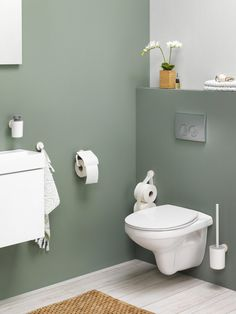 Small Bathroom Layout, Support Mural, Minimalist Bathroom, Urban, Cool Diy Projects, Color Blocking, Home, Products, Cas