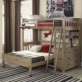Found it at Wayfair - Highlands Loft Bed with Full Lower Bed