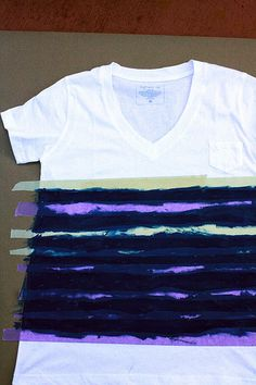 b99fd045b388b 42 Best T-shirt crafts images   Couture facile, Cut shirts, Cut up ...