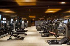 Ritz Carlton Tian Jin - Gym