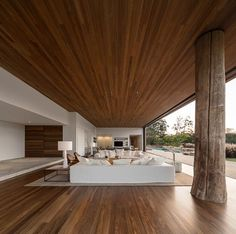 What to Expect From The Luxury Design & Craftsmanship Summit 2019 Modern Architecture House, Modern House Design, Interior Architecture, Home Interior Design, Exterior Design, Home Deco, Luxury Homes, New Homes, Italy Country