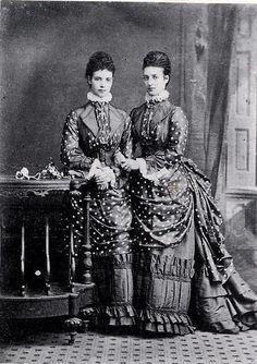 Marie and Alexandra