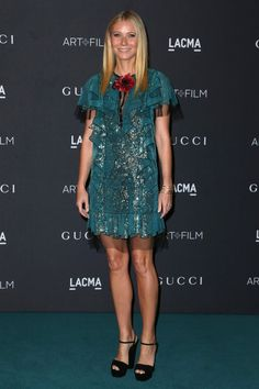 Gwyneth Paltrow Photos: LACMA 2015 Art+Film Gala Honoring James Turrell and Alejandro G Inarritu, Presented by Gucci - Arrivals