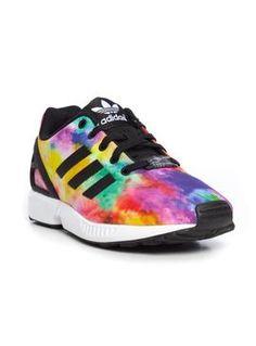 Zapatillas Adidas ZX Flux Kids Print