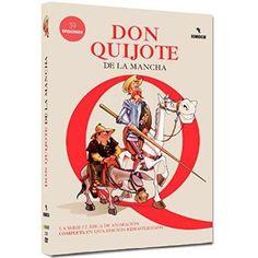 Don Quijote de la Mancha  (Ed. Remasterizada) - La serie completa