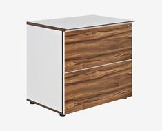The Sparsa lateral file cabinet boosts your office storage and organization potential with two large drawers featuring smooth-glide tracks. The locking top drawer and anti-tip mechanism make this a smart choice for any home or office. Sarah Duck, Printer Stand, Lateral File, Large Drawers, Office Storage, Top Drawer, Filing Cabinet, Home Office, Console