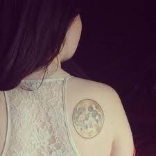 moon tattoo white - Google-søgning