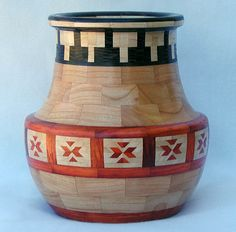 Woodturning Projects | Marvin Landis Segmented Woodturning Projects