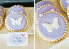 3rd Birthday Cakes, Tea Party Birthday, Birthday Treats, 1st Birthday Girls, Birthday Party Themes, Butterfly Birthday Party, Butterfly Baby Shower, Purple Birthday, Purple Party