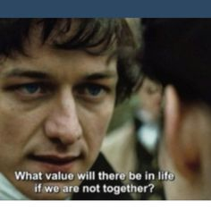 Becoming Jane... Mr. Lefroy. I love this so much.