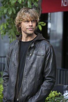 Eric Christan Olsen as Deeks in NCIS LA