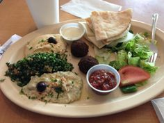 Mediterranean Grill in Atlanta, GA - Legit Mediterranean food for a good price