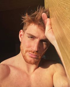 Hot Redhead Men, Bad Boys, Danish Men, Red Hair Men, Mens Hairstyles With Beard, Jamie Mcguire, Ginger Men, Cute White Boys, Hottest Redheads