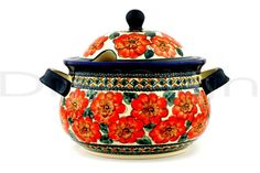 northstar-treasures.com polish pottery soup tureen