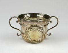 Loving cup JOHN MARTIN STOCKAR (ENGLISH, ACTIVE EARLY 18TH C.–UNKNOWN)  EDWARD PEACOCK (ENGLISH) 1709-1710