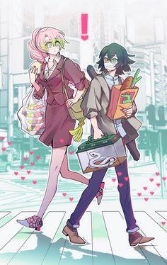 Anime Drawing Styles, Manga Drawing, Gamers Anime, Anime Guys, Otaku, Anime Pixel Art, Cute Animal Drawings Kawaii, Chibi Characters, Dragon Slayer