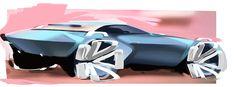 Car Sketch, Automotive Design, Concept Cars, Industrial Design, Behance, Sketches, Robin, Automobile, Surface
