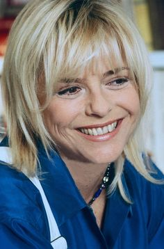 France Gall - (10/09/1947 - 01/07/2018) age 70. French pop singer - real name is Isabelle Genevieve Marie Anne Gall.