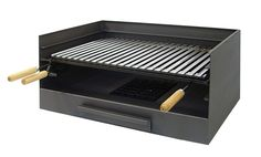 Imex El Zorro 71514 Barbecue Tray with Stainless Steel Grill Pan Bbq Grill, Grill Pan, Grilling, Outdoor Dining, Outdoor Decor, Stainless Steel Grill, Grill Design, Bbq Tools, Drip Tray