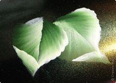 Мастер-класс Роспись: ...рисуем живые листики Краска Дебют. Фото 9