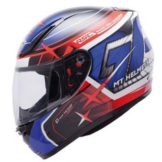 REVENGE REPLICA GP GLOSS BLUE/RED/BLACK S 042-716 POLYCARBON MT HELMET S - Google'da Ara