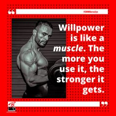 Inspire to motivate yourself. Social Media Branding, Willpower, Motivate Yourself, Success Quotes, Muscle, Inspire, Motivation, Inspiration, Biblical Inspiration